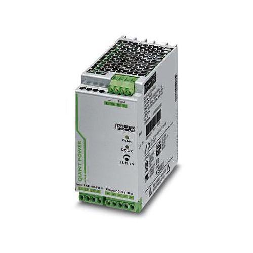 Zasilacz na szynę DIN Phoenix Contact QUINT-PS/ 3AC/24DC/20/CO 2320924, 24 V/DC 20 A 480 W z kategorii Transf