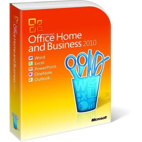 Microsoft Office 2010 Home & Business 32-bit/x64 z kategorii Programy biurowe i narzędziowe