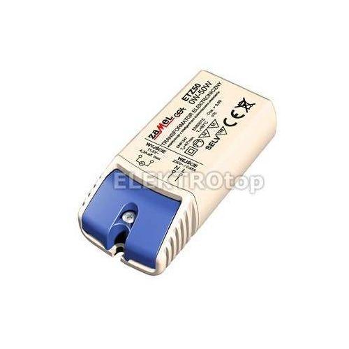 Transformator elektroniczny 230/11,5V 0-50W TYP: ETZ50 z kategorii Transformatory