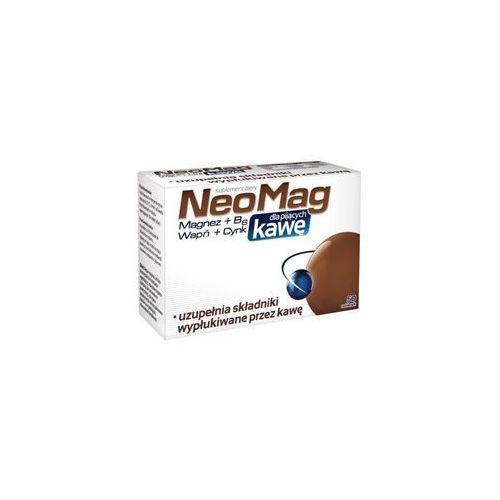 [tabletki] Neomag dla Pijących Kawę 50 tabletek