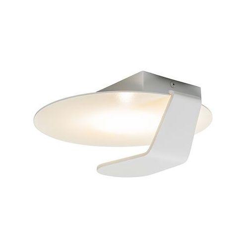 Lampa ścienna Sole 22 biała od lampyiswiatlo.pl