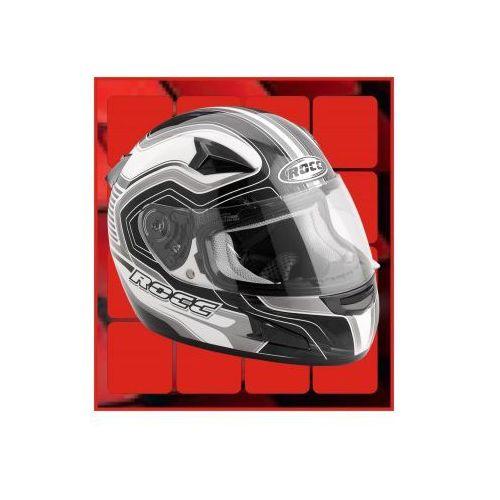 Kask ROCC 441 z kat.: kaski motocyklowe