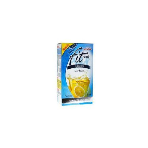 fit drink (10g) - 1 sasz. wyprodukowany przez Activlab