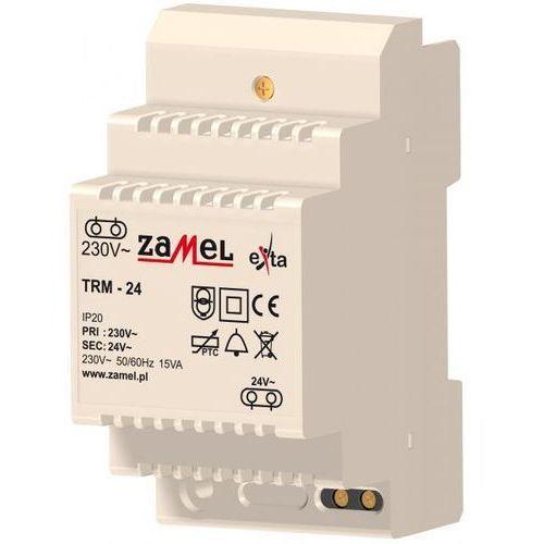 TRM-24 Transformator 230/24V AC 15VA z kategorii Transformatory