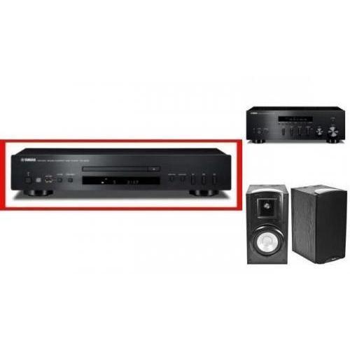 YAMAHA R-S300 + CD-S300 + KLIPSCH B20 - Tanie Raty za 1%