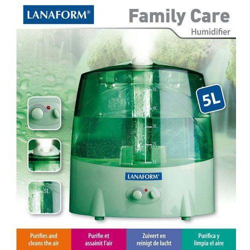 Ultradźwiękowy nawilżacz powietrza Family Care Lanaform LA120101 z kategorii Nawilżacze powietrza