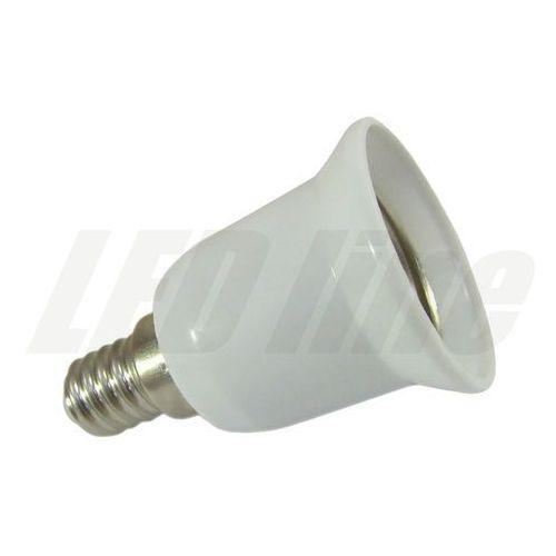 LED line Przejściówka adapter żarówki E14 > E27 3013 z kategorii oświetlenie