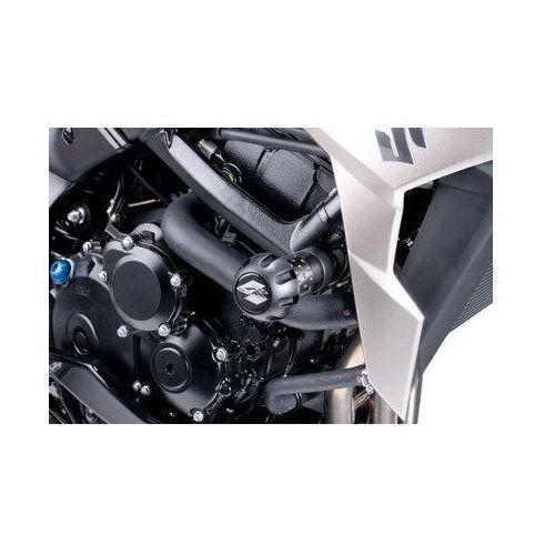Puig y Suzuki GSR 750; 2011-2013 (czarne)   TRANSPORT KURIEREM GRATIS z kat. crash pady motocyklowe