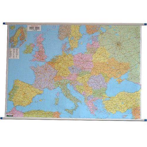 Europa. Mapa ścienna administracyjno-drogowa 1:3,5 mln wyd. , produkt marki Freytag&Berndt