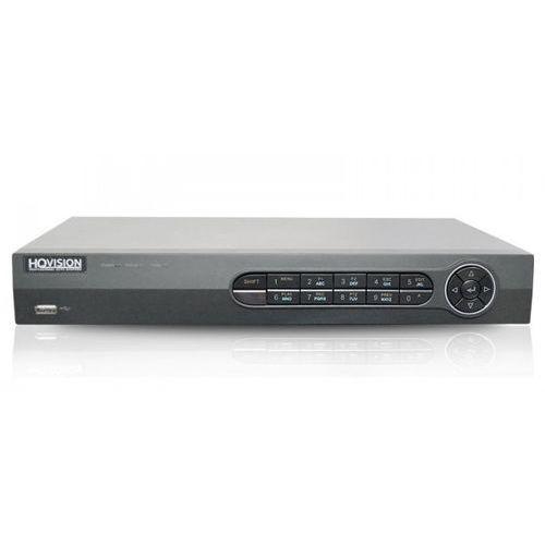 HQ-DVR1601H Rejestrator cyforwy 16 x Wideo, 1 x Audio, BNC, VGA, HDMI, RCA, H.264, 2 x USB 2.0