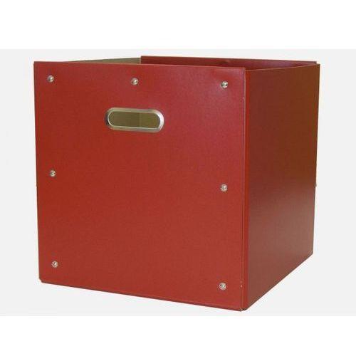 Pudełko Box czerwone Tenzo 1251-828 - produkt dostępny w sfmeble.pl