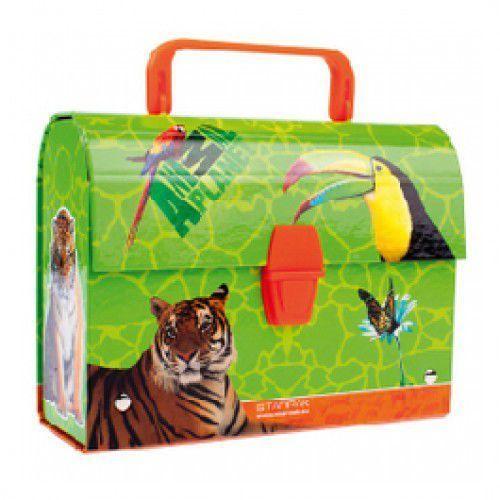 Kuferek Animal Planet - Dostawa zamówienia do jednej ze 170 księgarni Matras za DARMO - oferta [5555447c2725d45b]