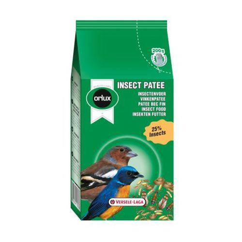VERSELE LAGA - ORLUX - INSECT PATEE - 200g, Orlux