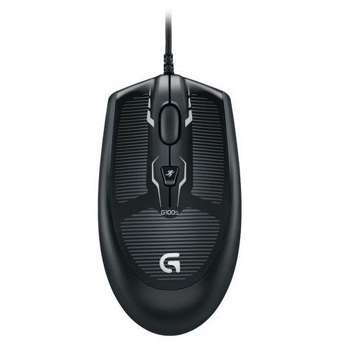 Logitech G100 z kat.: myszy, trackballe i wskaźniki