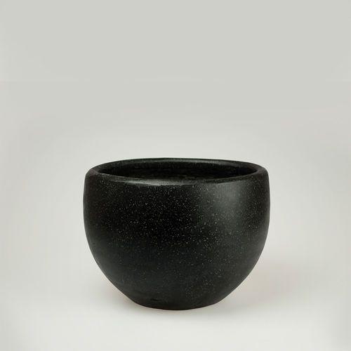 Donica ogrodowa Bowl Black wysokość: 28 cm 14350-1 od Fajnedonice.pl