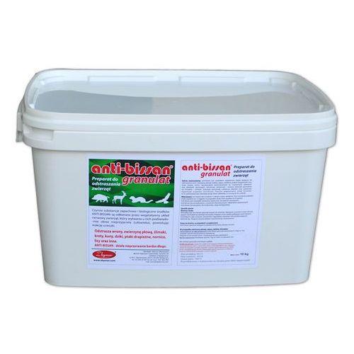 Anti-Bissan Granulat odstraszający zwierzynę 10 kg, produkt marki Anti-bissan