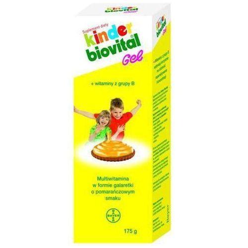 [żel] Kinder Biovital zel x 175g