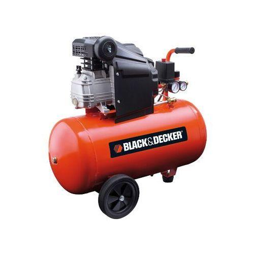 Kompresor elektryczny olejowy 50L 8 bar 2KM RCDV404BND007 Black&Decker, kup u jednego z partnerów
