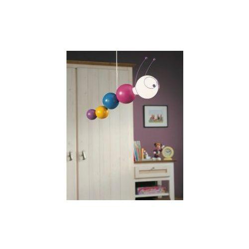 RUBY - LAMPA WISZĄCA MASSIVE KICO 40093/55/10 - sprawdź w Kolorowe Lampy