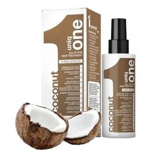 REVLON Uniq One Coconut kosmetyki damskie - odżywka do włosów 150ml - 150ml - produkt z kategorii- odżywki do włosów