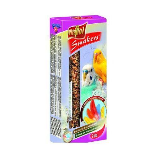Smakers Kolby na pierzenie dla papużki falistej 2 sztuki, Vitapol