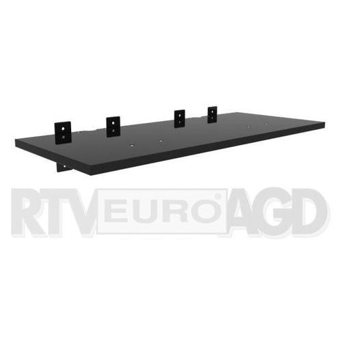 MB908 M Plexishelf Wide Black - produkt w magazynie - szybka wysyłka!, marki Multibrackets do zakupu w RTV EU