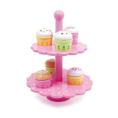 Etażerka z babeczkami - zabawka dla dzieci oferta ze sklepu www.epinokio.pl