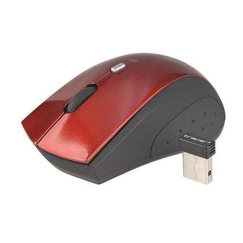 Tracer  Blaster RF TRM-150W nano mini red (TRAMYS39824) z kat. myszy, trackballe i wskaźniki