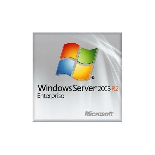 Oferta MS Windows Srv 2008 R2 Enterprise (1-8 CPU, 10 CAL) ROK - Multilang