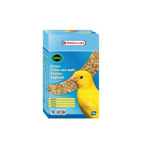 VERSELE LAGA - ORLUX - EGGFOOD CANARIES YELLOW 1 kg