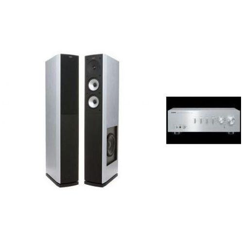 YAMAHA A-S501 + JAMO S626 W - wieża, zestaw hifi - zmontuj tanio swój zestaw na stronie