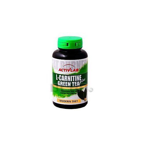 L-Carnitine Plus Green Tea 60kaps.