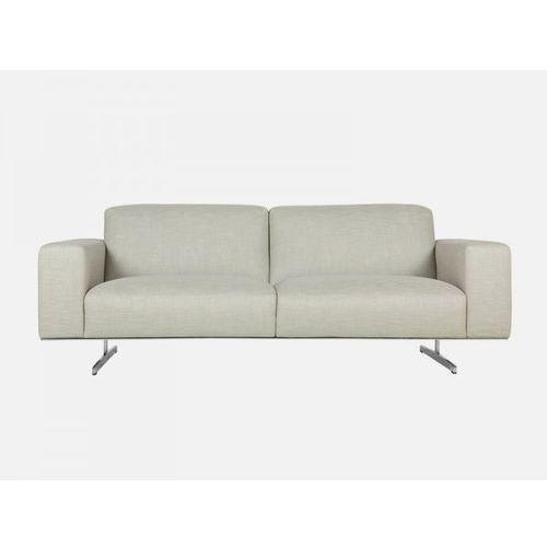 Sofa Linus 3 seater DARWIN 25 grey tkanina szara  E1777-0400-2S-DARWIN25, Sits