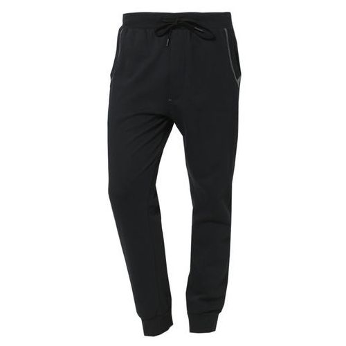 Diesel MASSI Spodnie od piżamy black - produkt z kategorii- spodnie męskie
