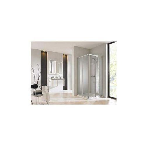 HUPPE CLASSICS ELEGANCE Wejście narożnikowe, drzwi suwane 2-częściowe 501111 (drzwi prysznicowe)