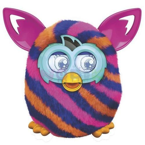 Furby Boom Sunny Hasbro (pomarańczowy- różowy) - produkt dostępny w NODIK.pl
