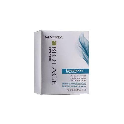 Biolage KERATINDOSE PRO-KERATIN CONCENTRATE Kuracja keratynowa do włosów uwrażliwionych - produkt z kategorii- odżywki do włosów