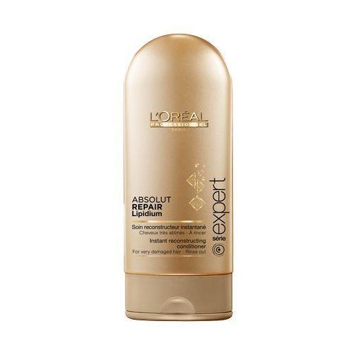 L'Oreal ABSOLUT REPAIR LIPIDIUM CONDITIONER Błyskawicznie regenerująca odżywka do włosów bardzo uwrażliwionych (150 ML) - produkt z kategorii- odżywki do włosów