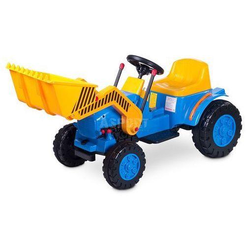 Pojazd dziecięcy na akumulator, koparka BULLDOZER Toyz ze sklepu Asport.pl -  Sklep Sportowy