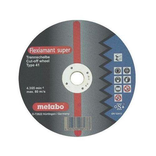 Tarcza tnąca Flexiamant super A24-M 400x3x25,4mm do stali Metabo ze sklepu NEXTERIO