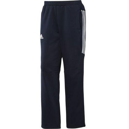 Spodnie sportowe ADIDAS T12 SWEAT PANT męskie niebieskie - produkt z kategorii- spodnie męskie