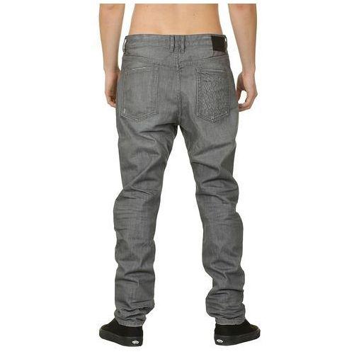 jeansy Quiksilver The Hollow Ash - Heavy Stone Wash - produkt z kategorii- spodnie męskie