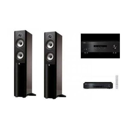Artykuł YAMAHA R-S201 + CD-N301 + BOSTON ACOUSTICS A250 z kategorii zestawy hi-fi