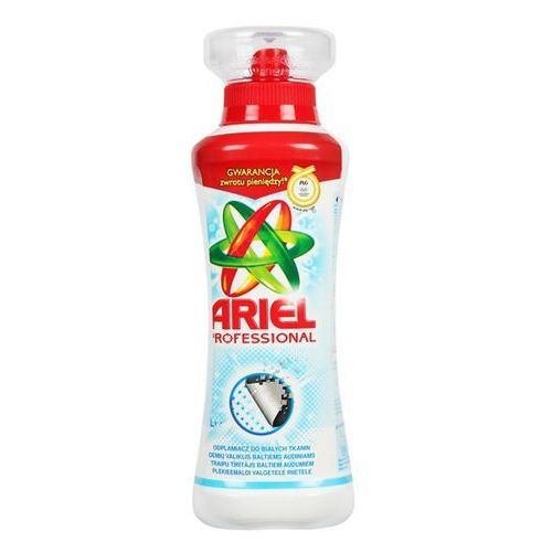 Towar ARIEL 1l Professional Odplamiacz do białych tkanin z kategorii wybielacze i odplamiacze