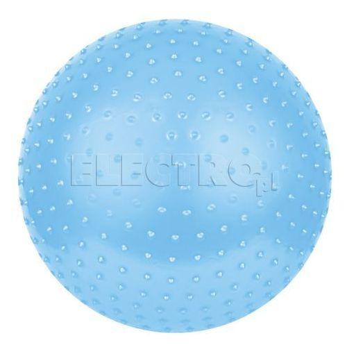 Produkt Piłka gimnastyczna SPOKEY Saggio Fit Niebieska + Odbiór w 650 punktach Stacji z paczką!