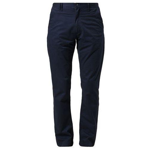 Produkt z kategorii- spodnie męskie - Bench CALDERSTONES Chinosy niebieski