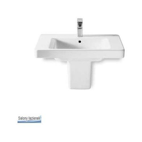 Produkt z kategorii- pozostałe artykuły hydrauliczne - Umywalka ścienna 80 Khroma Roca (A32765000M)