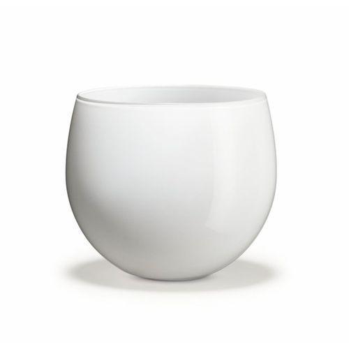 COCOON Osłonka - Doniczka do Kwiatów 12.8 cm - Biała, produkt marki Holmegaard
