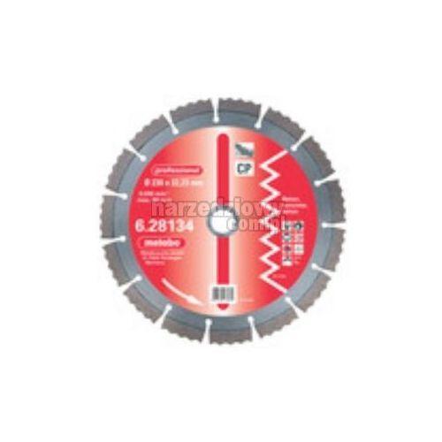 METABO Diamentowa tarcza tnąca Professional / CP 628130000 (produkt wysyłamy w 24h) ze sklepu narzedziowy.com.pl