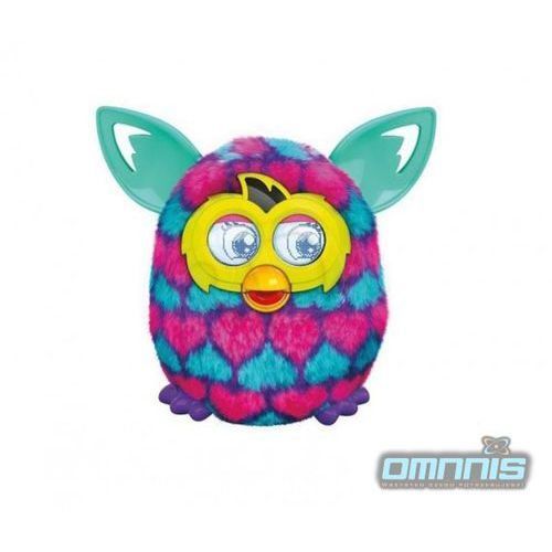 FURBY BOOM SWEET HASBRO A4342 A6118 PINK AND BLUE HEARTS - produkt dostępny w OMNNIS